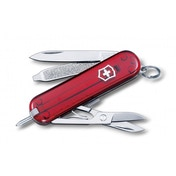Victorinox Jelly Signature Jelly Red Swiss Army Tool