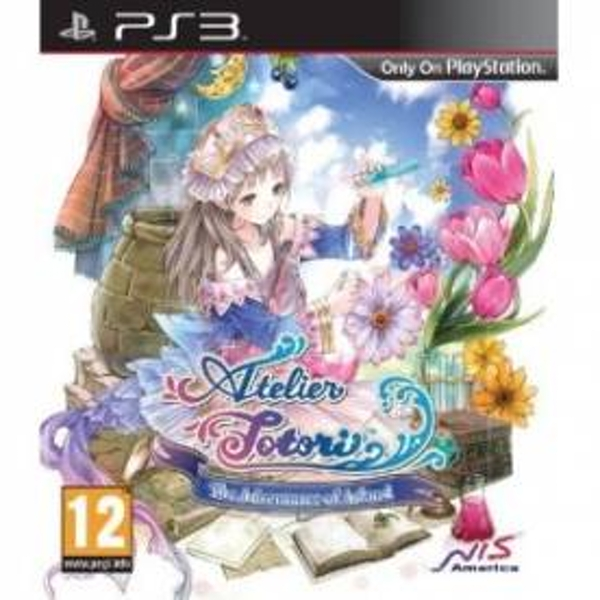 Atelier Totori The Adventurer of Arland Game PS3