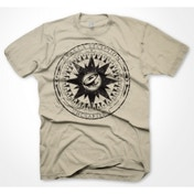 Uncharted 3 Compass T-Shirt X-Large
