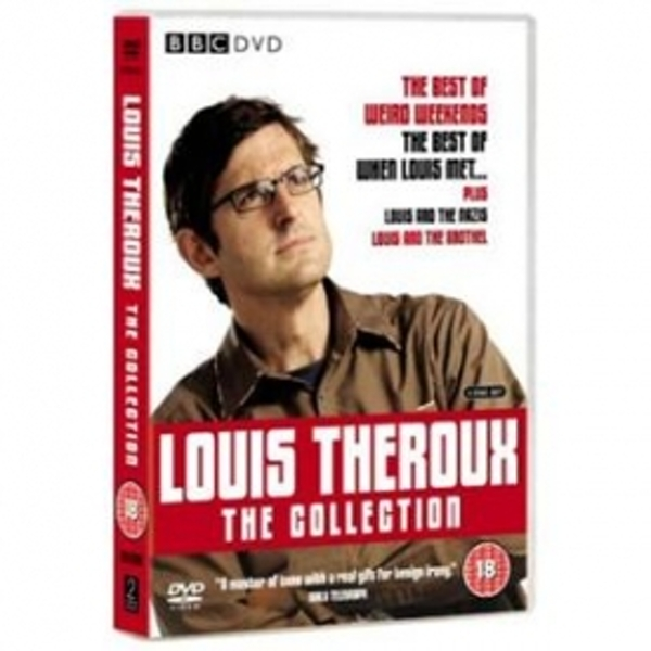 Louis Theroux Collection DVD