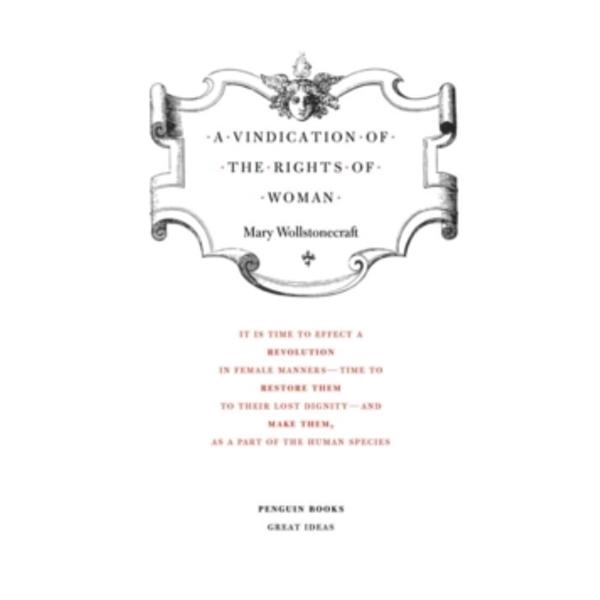 A Vindication of the Rights of Woman by Mary Wollstonecraft (Paperback, 2004)