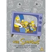 The Simpsons: Complete Season 1 DVD