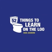 52 Things to Learn on the Loo by Hugh Jassburn (Hardback, 2015)