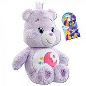 Sweet Dreams Bear (Care Bears) Soft Toy with DVD