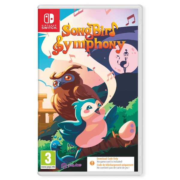 Songbird Symphony Nintendo Switch Game [Code in a Box]