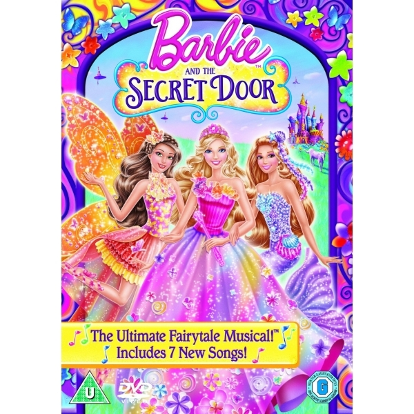 Barbie And The Secret Door DVD