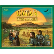 Catan Cities & Knights Expansion Board Game