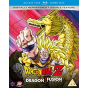 Dragon Ball Z Movie Collection Six: Fusion Reborn/ Wrath of the Dragon - DVD/Blu-ray Combo