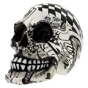 Abstraction (Pack of 6) Small Skulls