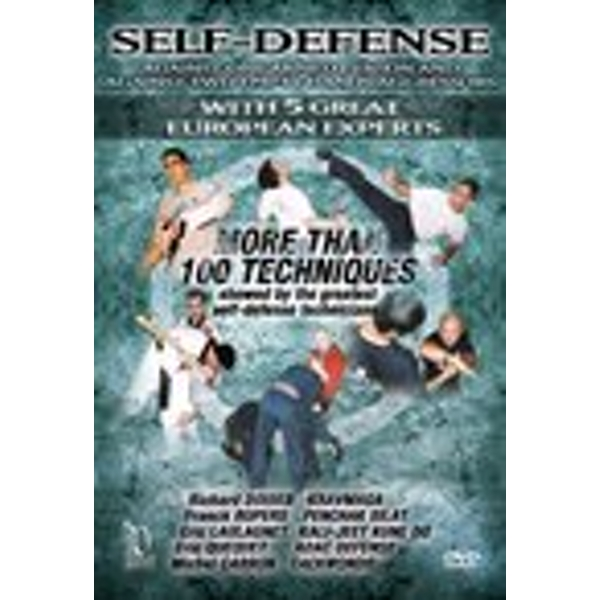 Self-Defence Against 1 Armed Person And 2 Unarmed Attackers DVD