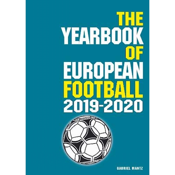 The Yearbook of European Football 2019-2020  Paperback / softback 2019