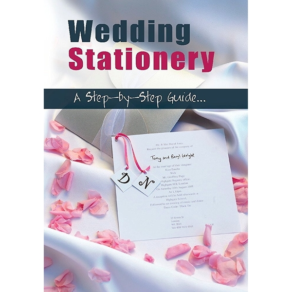 Wedding Stationery - A Step-By-Step Guide DVD