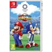 Mario & Sonic At The Olympic Games Tokyo 2020 Game + Nintendo Switch Joy-Con Controller Pair (Neon Red/Neon Blue) - Image 2