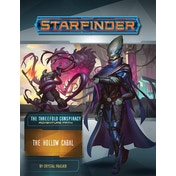 Starfinder Adventure Path: The Hollow Cabal (The Threefold Conspiracy 4 of 6) by Crystal Frasier (Paperback, 2020)