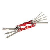 Hama Mini Folding Tool for Bikes, 9-part