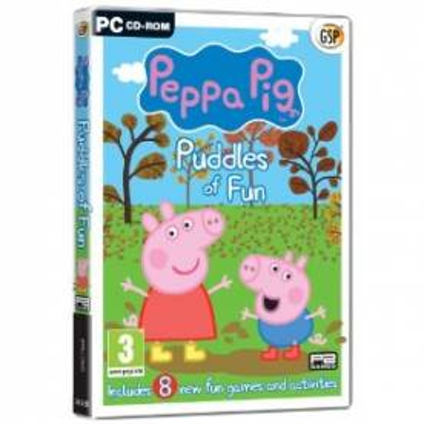 Peppa Pig 2 Puddles of Fun Game PC