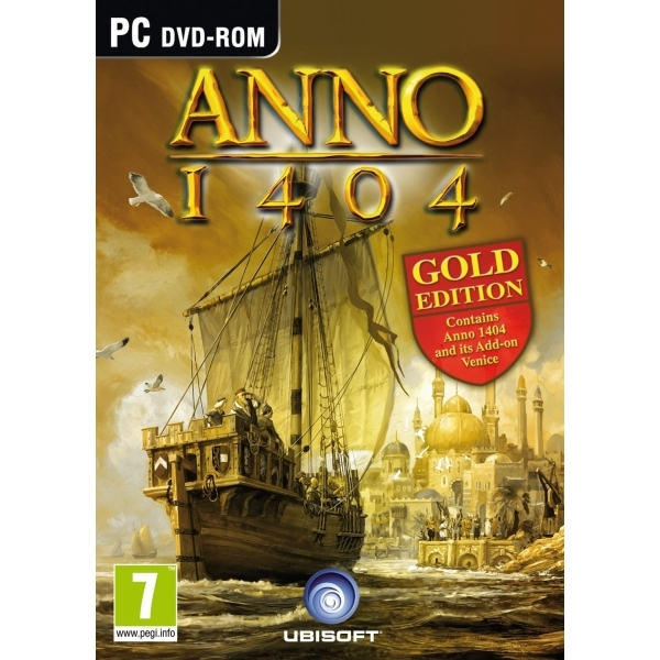 Anno 1404 Gold Edition Game PC