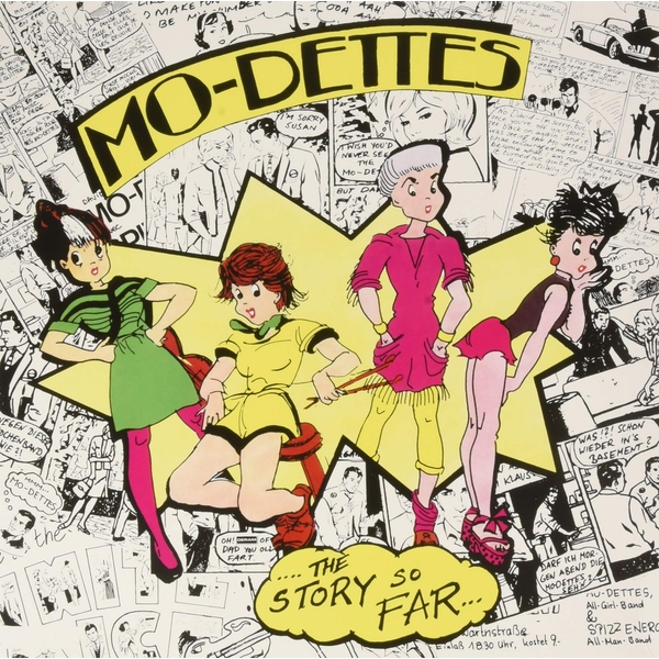 Mo-Dettes - The Story So Far (RSD 2019) Vinyl