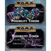 Torg Eternity: Possibility Tokens Board Game