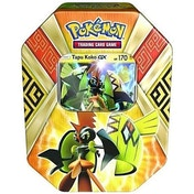 Pokemon TCG Island Guardians Tapu Koko GX Tin