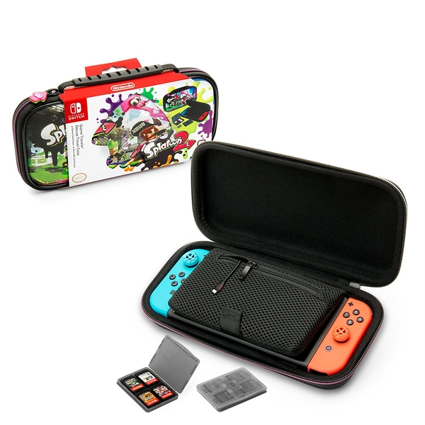 Nintendo Switch Officially Licensed Splatoon 2 Travel Case - Image 2