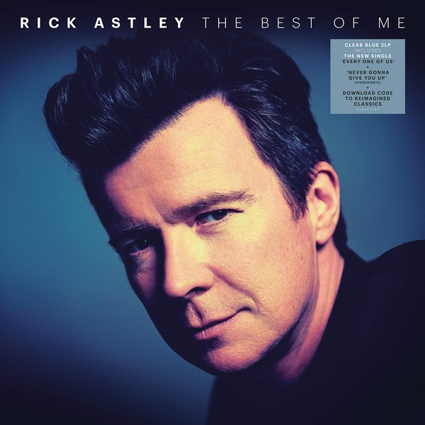 Rick Astley - The Best Of Me Coloured Vinyl