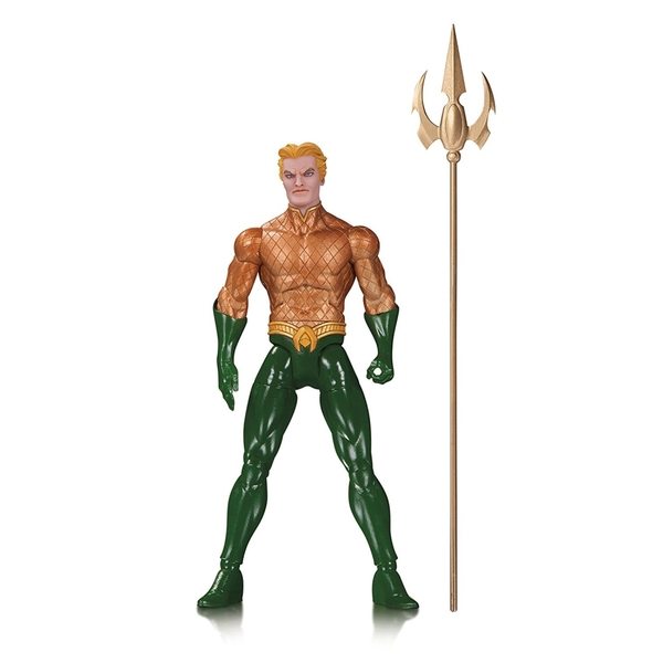 Aquaman (DC Comics) Designer Series Capullo Action Figure