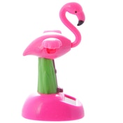 Funky Flamingo Solar Powered Pal