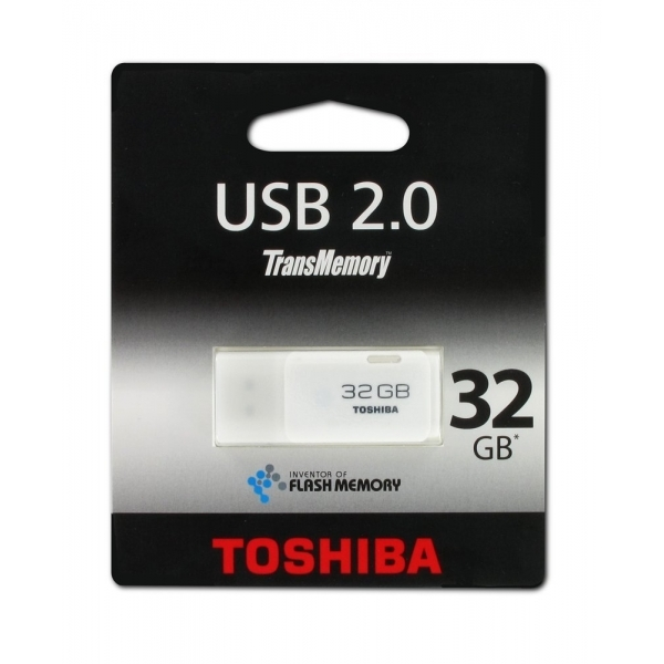 Toshiba USB 2.0 Flash Drive 32GB White