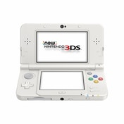 Ex-Display New Nintendo 3DS Handheld Console White Used - Like New