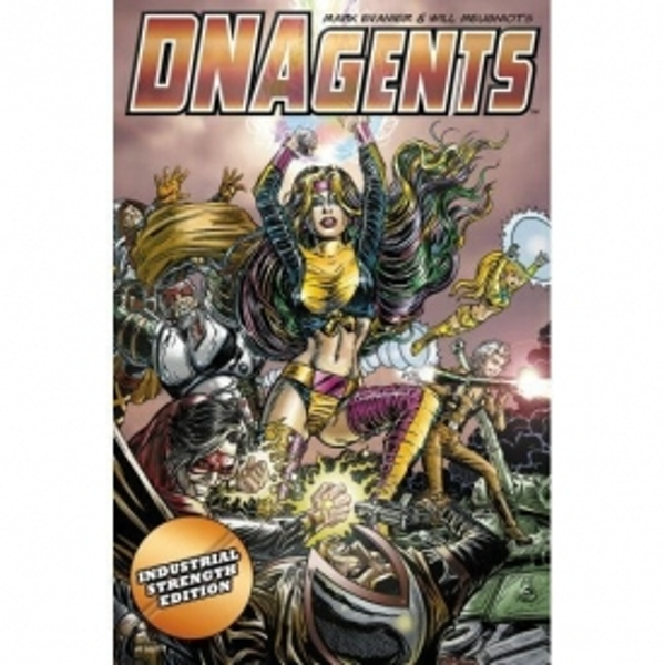 DNAgents Industrial Strength Edition