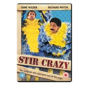 Stir Crazy DVD