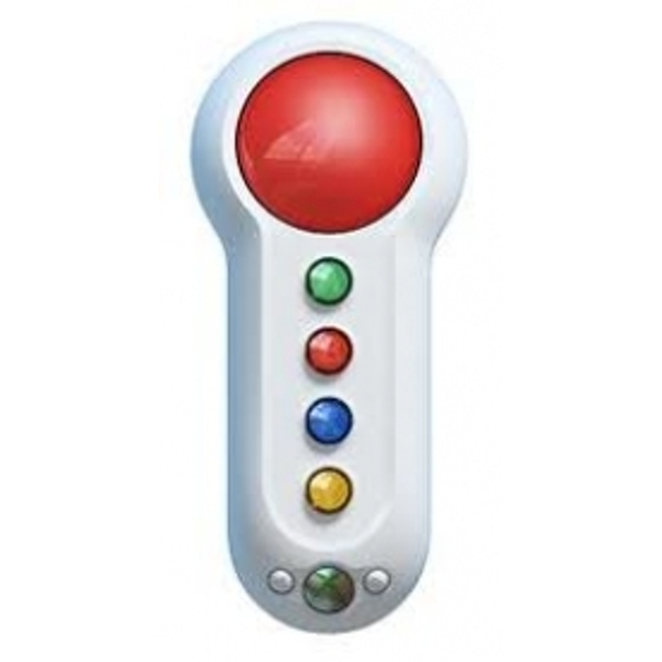 Scene It? Red Replacement Big Button Pad Xbox 360