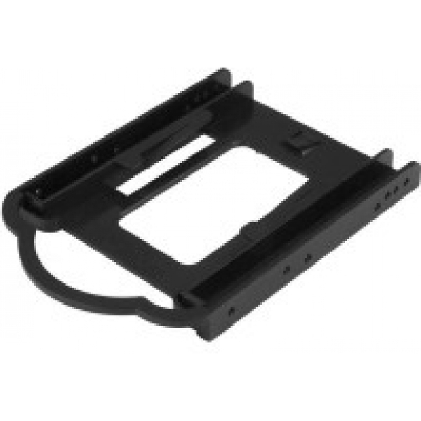 StarTech 2.5inch SSD/HDD Mounting Bracket for 3.5inch Drive Bay Tool-less Installation