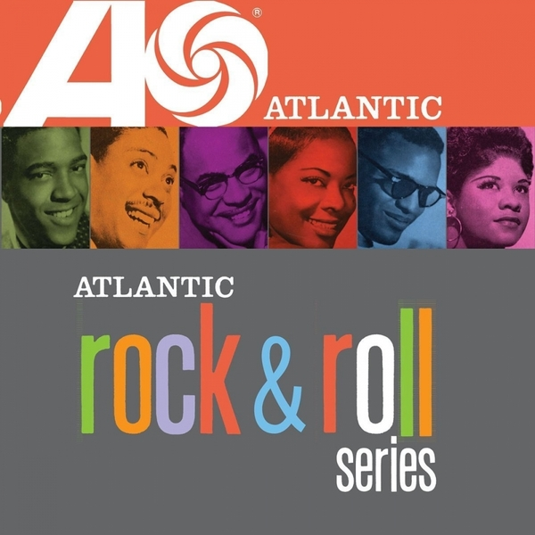 Atlantic Rock & Roll Music CD