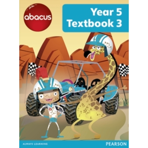 Abacus Year 5 Textbook 3
