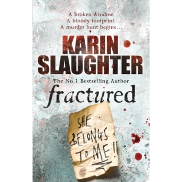 Fractured: (Will Trent Series Book 2) by Karin Slaughter (Paperback, 2009)