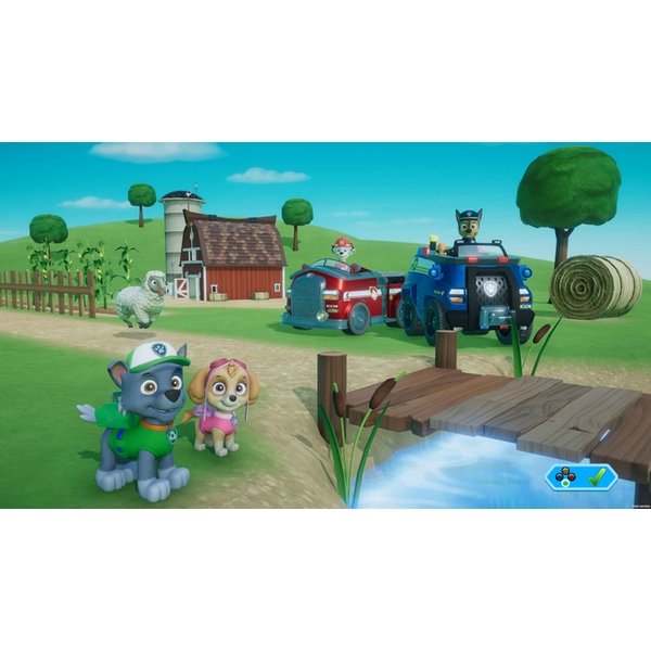 PAW Patrol On a Roll 3DS Game - Image 2