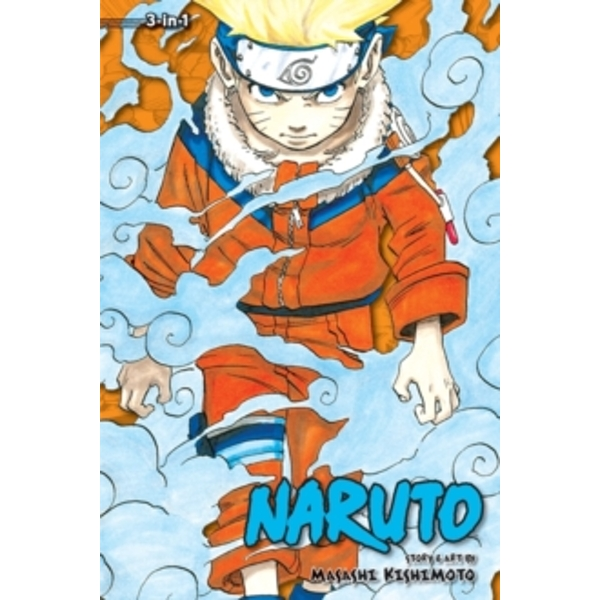 Naruto (3-in-1 Edition), Vol. 1 : Includes vols. 1, 2 & 3 : 1
