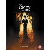 The Omen Trilogy DVD