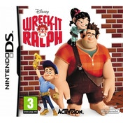 Wreck it Ralph Game DS