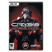 Crysis Maximum Edition Game PC