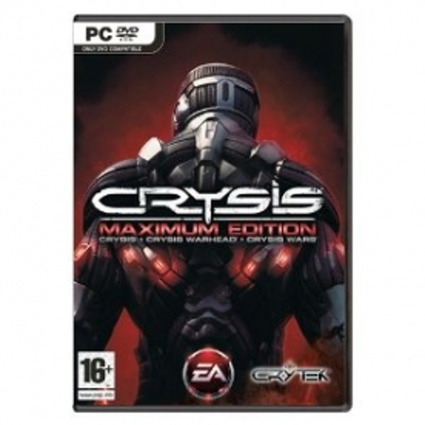 Crysis Maximum Edition Game PC - Image 1