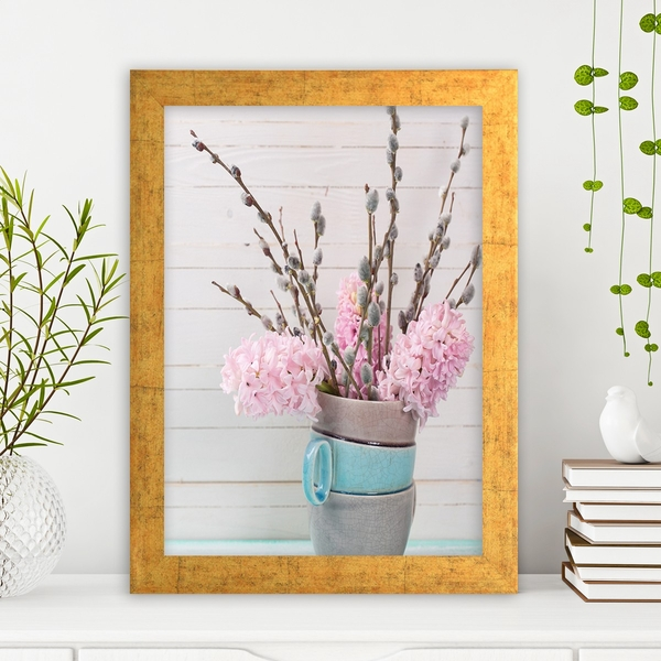 AC2825543722 Multicolor Decorative Framed MDF Painting
