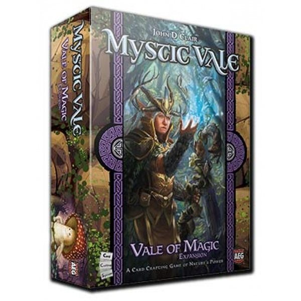 Mystic Vale Vale of Magic Expansion