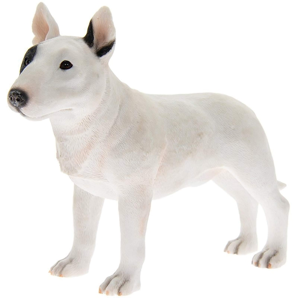 Bull Terrier Figurine  By Lesser & Pavey