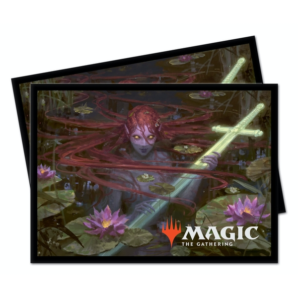 Ultra Pro Magic The Gathering: Throne of Eldraine Lurker of the Lake 100 Deck Protector Sleeves