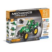 Clementoni Mechanics Laboratory Farm Equipment Kit