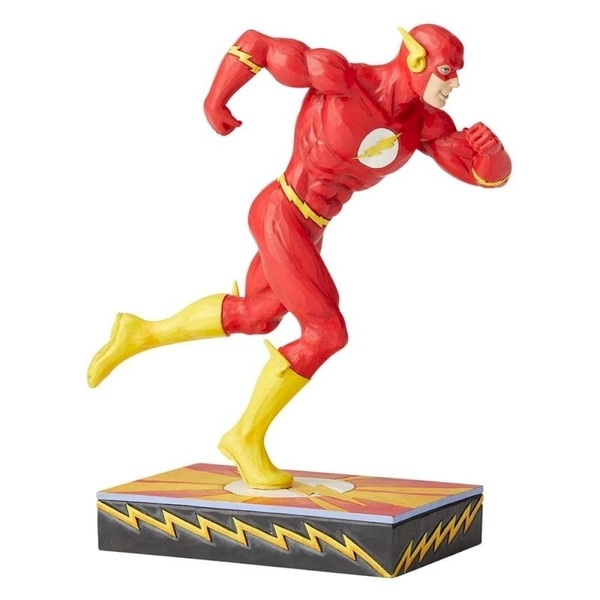 Flash Silver Age Figurine