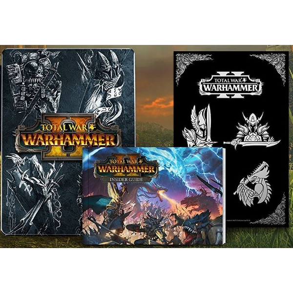 Total War Warhammer 2 Limited Edition PC Game